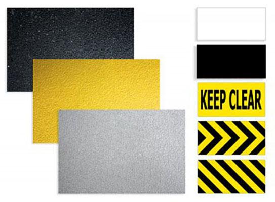 GRP Anti-Slip Flooring Plates
