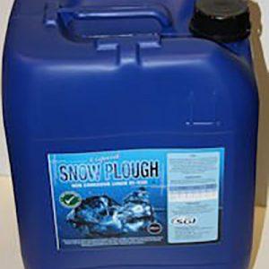 Liquid Snow Plough